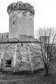 Venosa castle — Foto de Stock