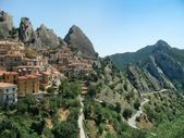 Castelmezzano — Stock Photo