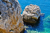 Sustipanac island near Pirovac Croatia — Stock Photo