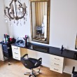 Stock fotografie: Hairdressing equipment and interior