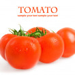Tomatoes — Stock Photo #34862451