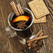 Mulled wine — Stock Photo #34864041