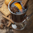 Mulled wine — Stock Photo #34864075