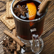 Mulled wine — Stock Photo #34864155