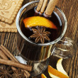 Mulled wine — Stock Photo #34864215