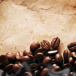 Brown coffee, close-up — Stock Photo