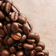 Coffee grunge background — Stock Photo