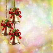 Christmas background — Stockfoto