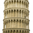 The Leaning Tower, Pisa, Italy, Europe — Stock Photo