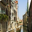 Stock Photo: Canal on Venice