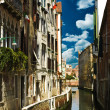 Canal on Venice — Stock Photo
