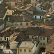 City tiled roofs — Stock Photo #35405093