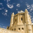 Church of the Dormition, Jerusalem, Israel — Stock Photo