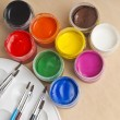 Paint buckets — Stock Photo #36946807