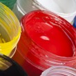 Paint buckets — Stock Photo #36946819