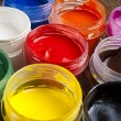 Paint buckets — Stock Photo #36946851