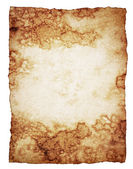 Grunge vintage old paper background — Stock Photo