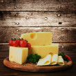 cheese — Stock Photo #39097999