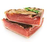 Parma ham — Stock Photo