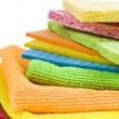 Group of kitchen sponges — Stock Photo #40709507