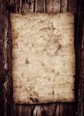 古い紙のシート — ストック写真