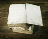 Livros antigos — Fotografia Stock