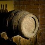 Oak wine barrel — Stock Photo #51212167