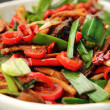 Spicy Sichuan food — Stock Photo