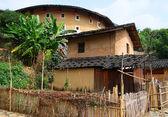 Tulou, traditional dwelling ethnic Hakka — Stock Photo