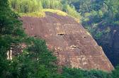 Wuyi Mountains peaks, Fujian province of China — Stock Photo
