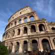 Colloseum in Rome, Italy. — Stock Photo
