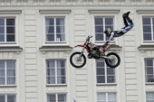 Red Bull X Fighters Jams — Stock Photo