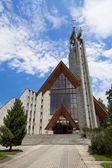 The Catholic Church in Zakopane, Poland. — Stock Photo