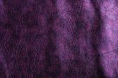 Purple leather, a background — Stock fotografie