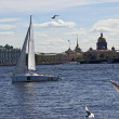 Stock Photo: Neva. Saint-Petersburg