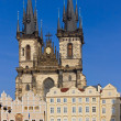 Stock Photo: Prague. Old Town Square