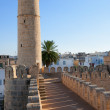 Tower of the Ribat at Sousse, Tunisia — Stock Photo