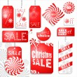 Sale set labels. — Vettoriali Stock