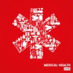 Medical cross. — Stock Vector