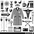 Medical Icons. — Stock Vector #37123883