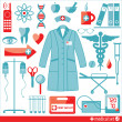 Medical Icons. — Stock Vector #37123899
