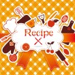 Recipe illustration. — Vetorial Stock #37124045