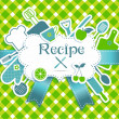 Recipe illustration. — Vetorial Stock #37124053