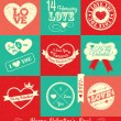 Valentine background — Stock Vector #38700043