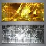 Metallic texture — Stock Vector
