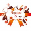 Recipe illustration — Vetorial Stock #40710709