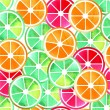 Citruses pattern — Stock Photo #42120729