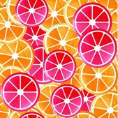 Citruses pattern — Photo