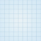 Graph paper, seamless. — Stock Vector