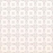 Floral wallpaper, seamless. Vector illustration. — 图库矢量图片
